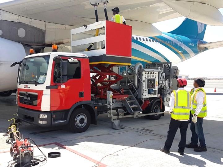 Formation titan aviation services